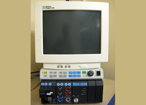Datex AS3 Monitoring System